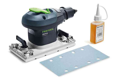 Festool 574811 Compressed Air Orbital Sander LRS 93M