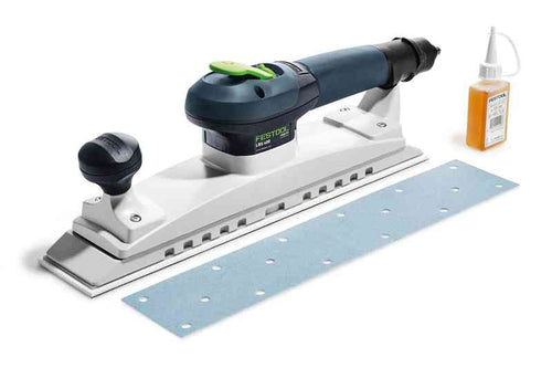 Festool 574813 Compressed Air Orbital Sander LRS 400