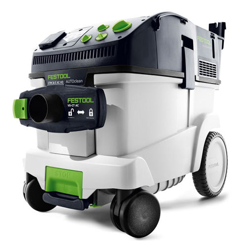 Festool 575290 Mobile Dust Extractor CLEANTEC CTM 36 AC HA GB 240V