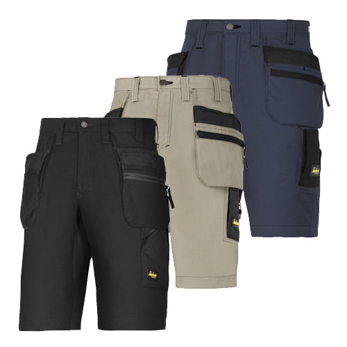 Snickers 6101 Lite Work 37.5® Work Shorts+ with Holster Pockets