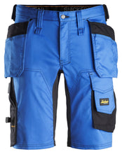 Load image into Gallery viewer, Snickers 6141 AllroundWork Stretch Shorts Holster Pockets