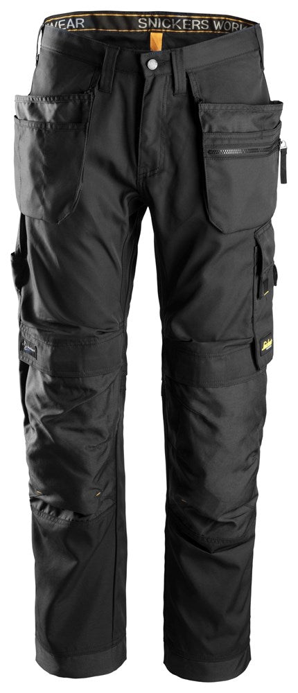 Snickers 6200 AllroundWork Work Trousers+ Holster Pockets