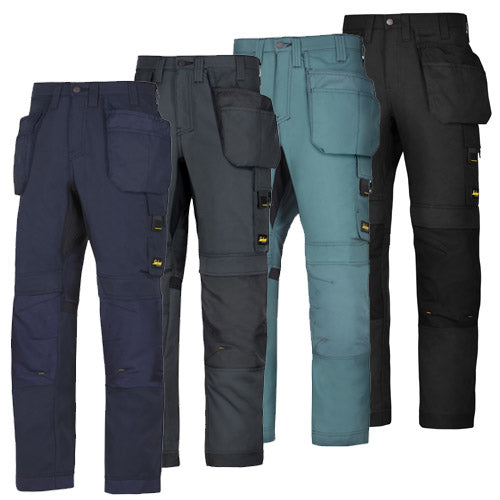 Snickers 6201 All Round Work Trousers with Holster Pockets