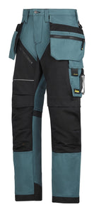Snickers 6202 Ruff Work Trousers+ with Holster Pockets