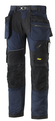 Snickers 6902 Flexi Work Trousers+ Holster Pockets