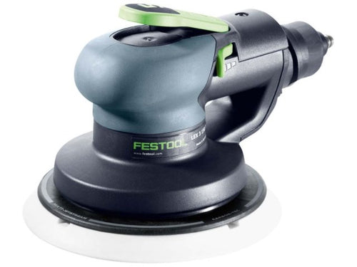 Festool 575081 Compressed Air Eccentric Sander LEX 3 150/5