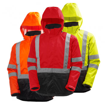 Helly Hansen 71071 Hi-Vis Alta Shell Jacket - Class 3
