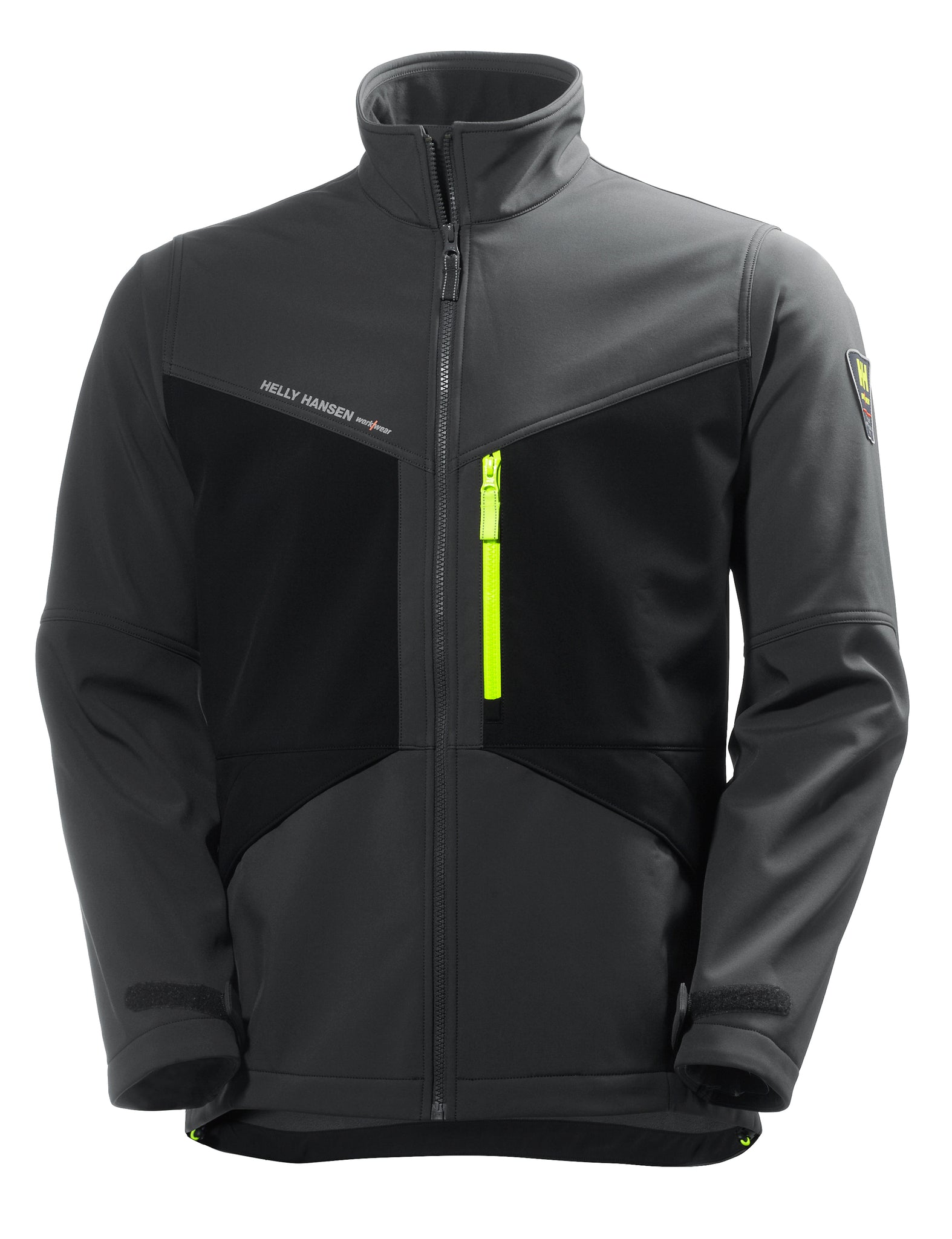 5b85fa8c ... Load image into Gallery viewer, Helly Hansen 74051 Aker Softshell Jacket