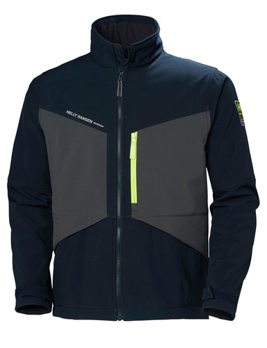 Helly Hansen 74051 Aker Softshell Jacket