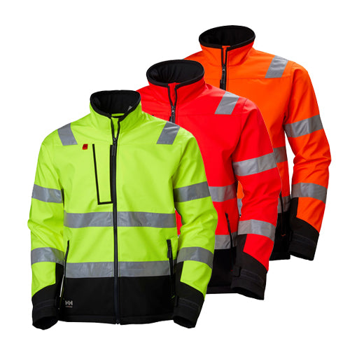Helly Hansen 74094 Alna Softshell Jacket