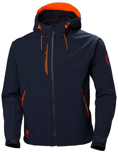 Helly Hansen 74140 Chelsea Evolution Hooded Softshell Jacket