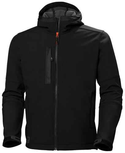 Helly Hansen 74230 Kensington Hooded Softshell Jacket