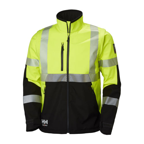 Helly Hansen 74272 ICU Soft Shell Jacket