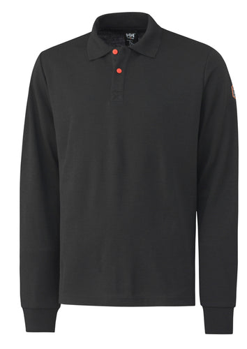 Helly Hansen 75069 Fakse Long Sleeve Polo Shirt