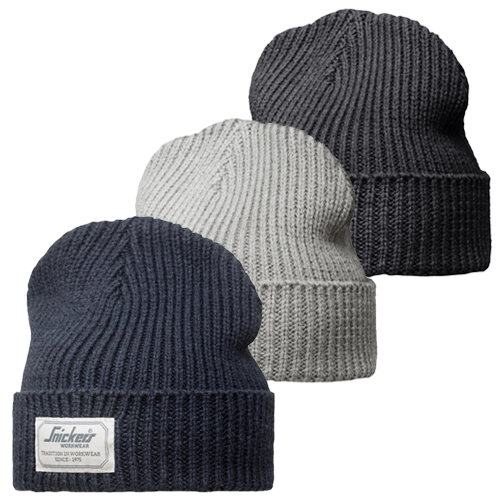 Snickers 9023 All Round Work Fisherman Beanie Hat