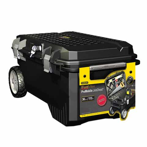 Stanley 1-94-850 FatMax Pro Mobile Job Chest