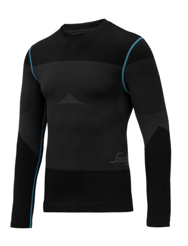 Snickers 9418 LiteWork Seamless 37.5® Long Sleeve T-Shirt
