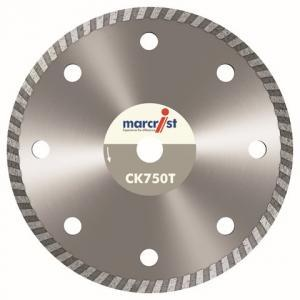 Marcrist CK750T 125mm x 22.2mm Turbo Fast Tile Blade