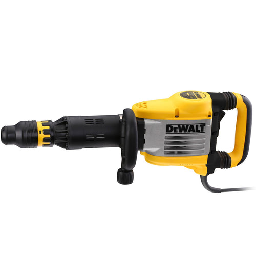 DeWalt D25951K-GB 240V 12kg SDS-Max Demolition Hammer - 1600w