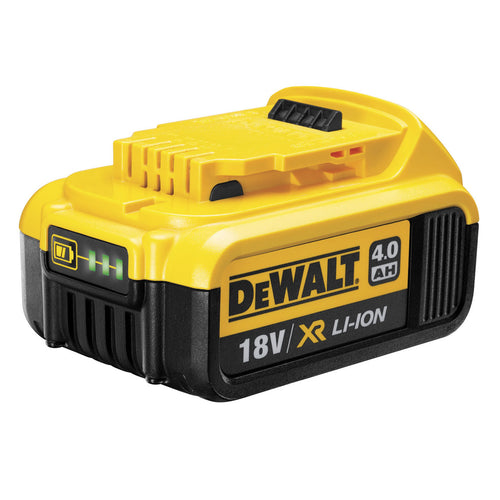 DeWalt DCB182 18V XR Li-Ion 4.0Ah Battery Pack