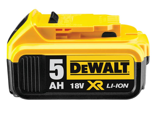 DeWalt DCB184 18V XR Li-ion 5.0AH Battery Pack
