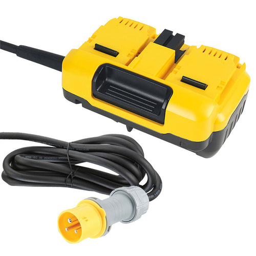 DeWalt DCB500 54V XR FlexVolt Mains Adapter