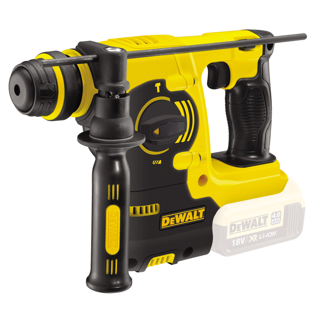 DeWalt DCH253N 18V XR 3 Mode SDS+ Rotary Hammer - Naked Unit
