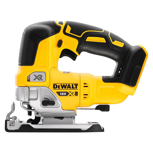 DeWalt DCS334N 18V XR Brushless Top Handle Jigsaw - Naked Unit
