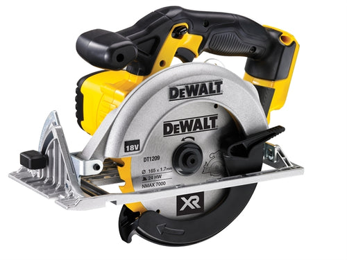 DeWalt DCS391N 18V XR Li-Ion Circular Saw - Naked Unit