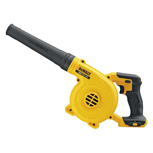 DeWalt DCV100-XJ 18V XR Compact Jobsite Blower - Naked Unit
