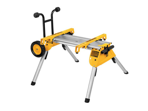 DeWalt DE7400 Heavy Duty Table Saw Rolling Stand