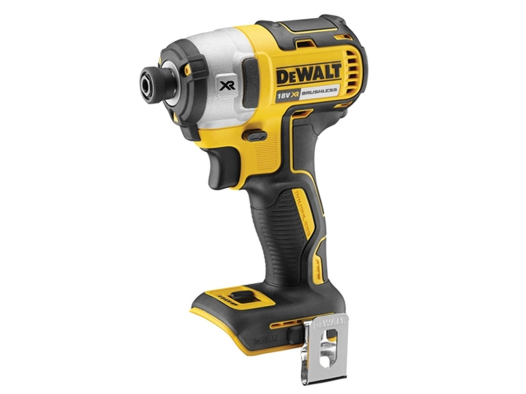 DeWalt DCF887N 18v XR Brushless 3 Speed Impact Driver - Naked Unit