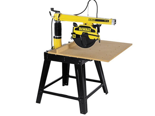 DeWalt DW721KN 300mm 2000W 507mm Cross Cut Radial Arm Saw