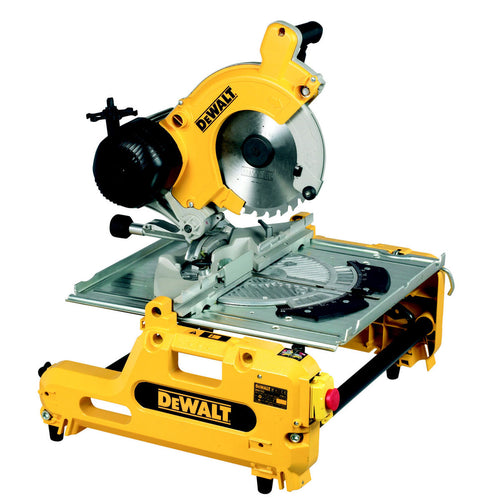 DeWalt DW743N 250mm 'Flip Over' Saw