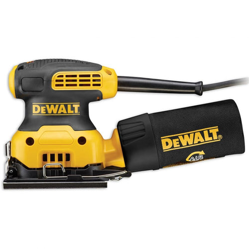 DeWalt DWE6411 1/4in Sheet Sander 230w