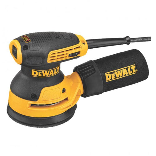 DeWalt DWE6423 125mm 280 Watt Random Orbit Sander