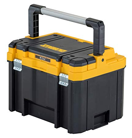Dewalt DWST1-75774 Deep Case With Aluminium Handle