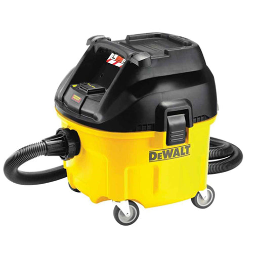 DeWalt DWV901L 1400w 30 Litre Wet and Dry Dust Extractor