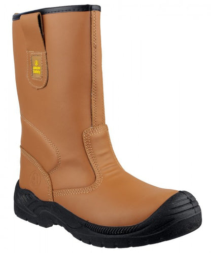 Amblers Safety FS142 S3 Scuff Cap Safety Rigger Boot