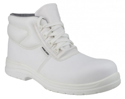 Amblers Safety FS513 White Safety Boot