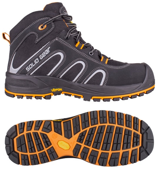 Solid Gear SG73002 Falcon Safety Boots S3