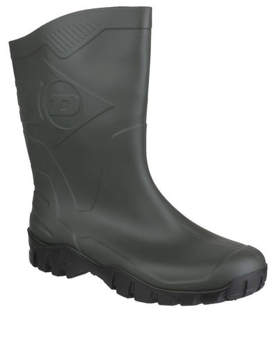 Dunlop K580011 Dee Calf Length Wellingtons