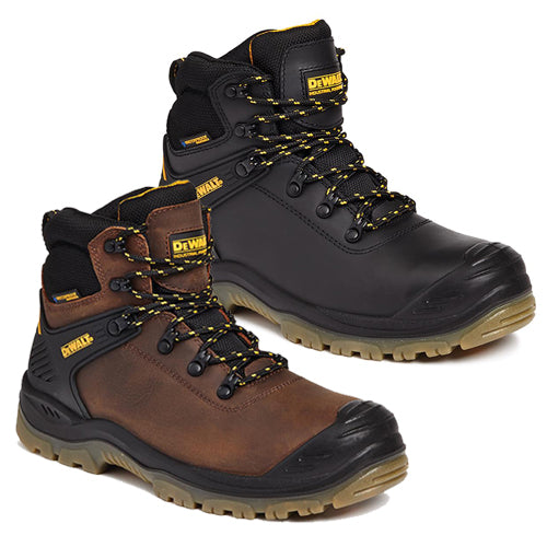 DeWalt Newark Waterproof Safety Hiker Boots