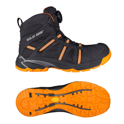Solid Gear SG80007 Phoenix GTX GORE-TEX Safety Boots S3