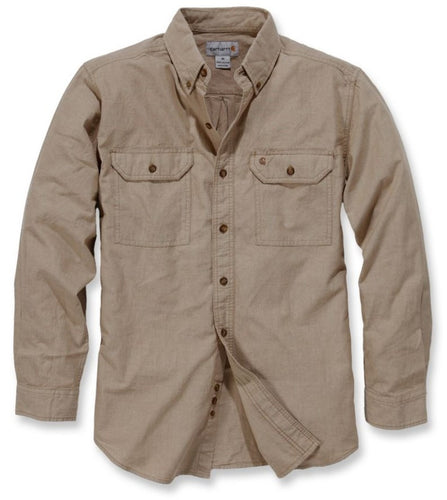 Carhartt S202 Fort Solid Long Sleeve Shirt