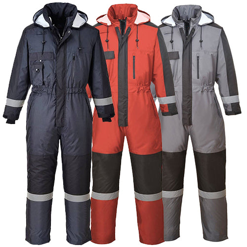 Portwest S585 Winter Coverall
