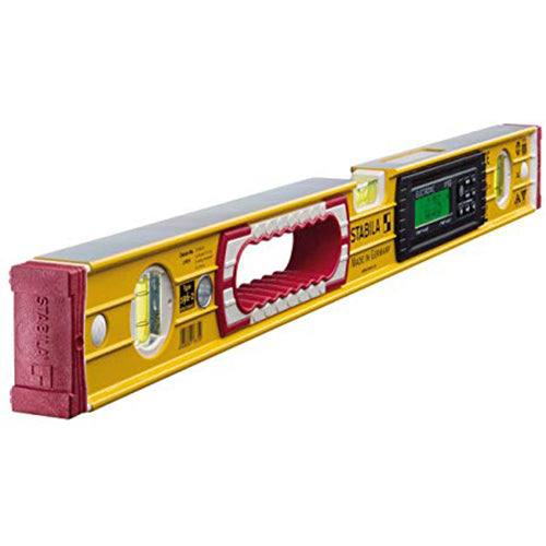 Stabila STB196E-2-60P 60cm Electronic Spirit Level IP65