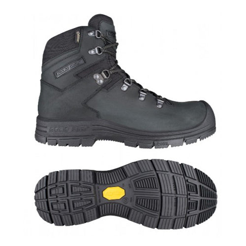 Solid Gear SG75002 Bravo Safety Boots