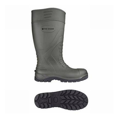 Toe Guard TG80295 Boulder Safety Wellingtons S5