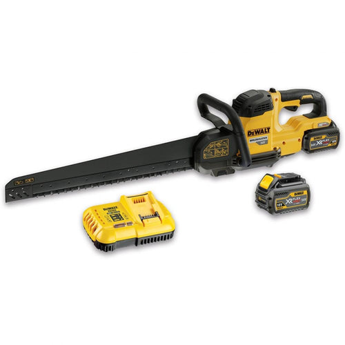 DeWalt DCS397T2 54V Flex Volt Alligator Saw - 2 x 6.0 Ah Batteries